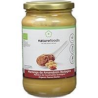 Naturefoods Manteca de Cacahuetes Suave Ecológica - 350 gr