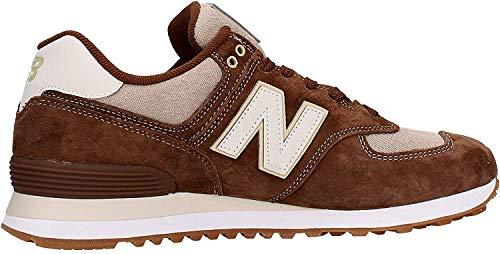 New Balance ML 574 SNM Brown 44
