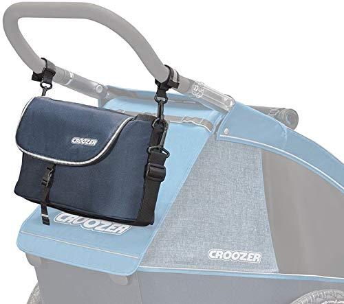 Croozer Unisex– Erwachsene Schiebebügeltasche-3092016117 Schiebebügeltasche, blau, One Size