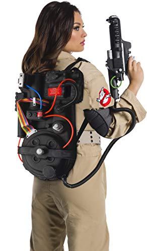 Rubie's Ghostbusters Proton Pack con accessorio per corde sciocche, come mostrato, taglia unica