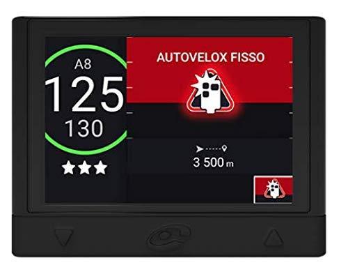 COYOTE mini (per l'Italia) - Assistenza alla guida - Segnalatore Autovelox Fissi e Mobili- Allerte in tempo reale - Anticipo dei pericoli ad una distanza di 30 km.