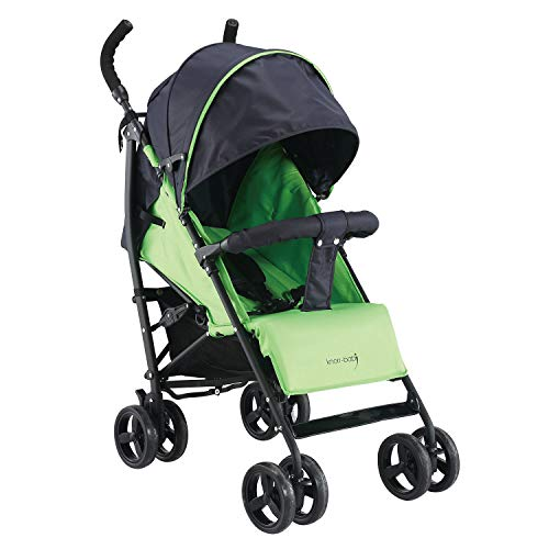 knorr-baby 848520 Buggy Styler Happy Colour, grün