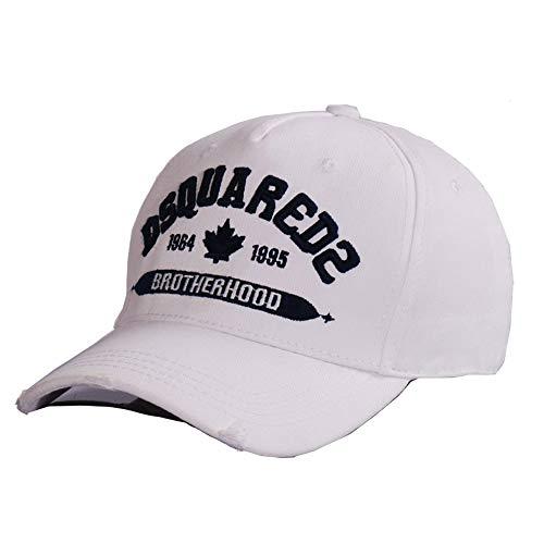 wopiaol Hochwertige europäische und amerikanische High-End-Hüte aus Baumwolle wünschen den Herren Sonnenblendenhüte für Damen im Freien