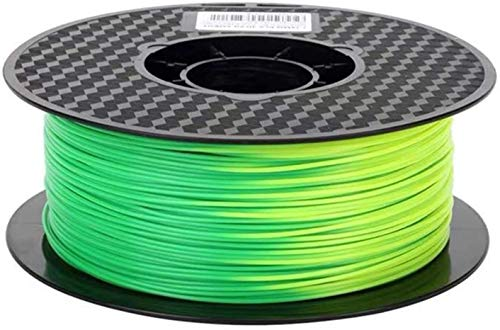 Hao-zhuokun 3D Printer Filament,heat-sensitive Thermochromic Filament Material 1.75mm 1kg,suitable For 3D Printers And 3D Printing Pens,PLA,Three Colors Available
