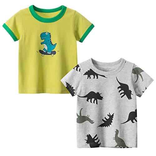 Lista de Camisetas de manga corta para Niño - solo los mejores. 2