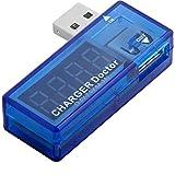 AZDelivery USB Charger Doctor Multimetro Cargador Medidor Voltaje Voltímetro con E-Book incluido!