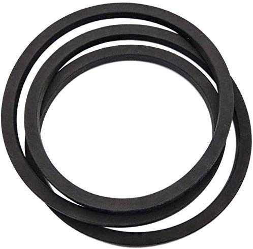 Pro-Po Parts Shop (1/2'X84' Replacement Belt for Craftsman, Poulan, Husqvarna AYP .Simplicity 140218 532140218 1717932 1656960 Toro 88-6280