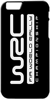 WRC FIA World Rally Championship Logo Plastic Case For iPhone 6 PLUS , 6S PLUS (5.5