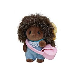 Collectable baby figure 1 baby figure with hat and rucksack Dressed in removable fabric clothing Stimulating imaginative role-play in children Suitable for ages 3 years and above