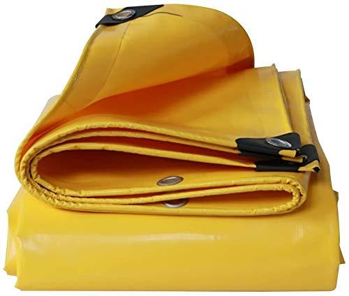 Espesar lona impermeables Sheet Covers Lona suelo con ojales Toldo Carpa de plástico PVC Revestimiento de Altas Prestaciones Resistencia al desgarro reforzado anti-envejecimiento al aire libre resiste