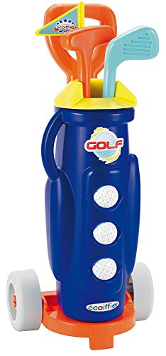 Ecoiffier 7600000740 Écoiffier Kinder-Golf-Set Kindersport, bunt