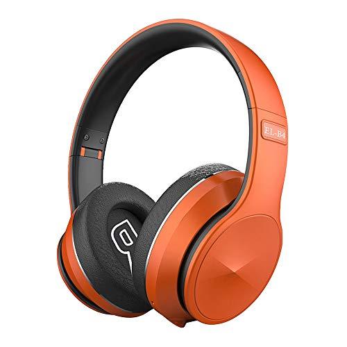 Audífonos con cancelación de ruido, auriculares inalámbricos Bluetooth sobre la oreja, cómodas almohadillas de proteínas, auriculares con cable/inalámbricos para oficina en casa