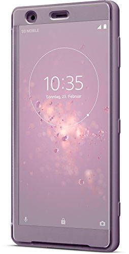 Preisvergleich Produktbild Sony 1312-4634 Style Cover View Touch SCTH40 für Xperia XZ2 pink