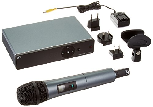 Sennheiser XSW 1-835 Professionelles Wireless-Mikrofonsystem für Live, Gesang und Vorstellungen XSW 1-835A (A-Band: 548-572 MHz)