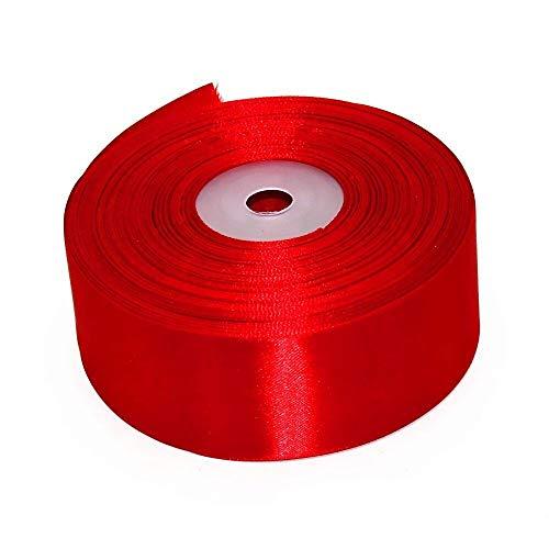 Red Satin Ribbon - 5