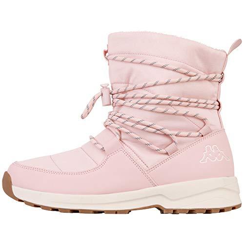 Kappa NOVEN Women, Zapatillas para Correr de Carretera Unisex Adulto, 2143 Rosé...