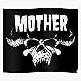 Broadturnfarm Demon Mom Danzig Mother Metal Horns Music