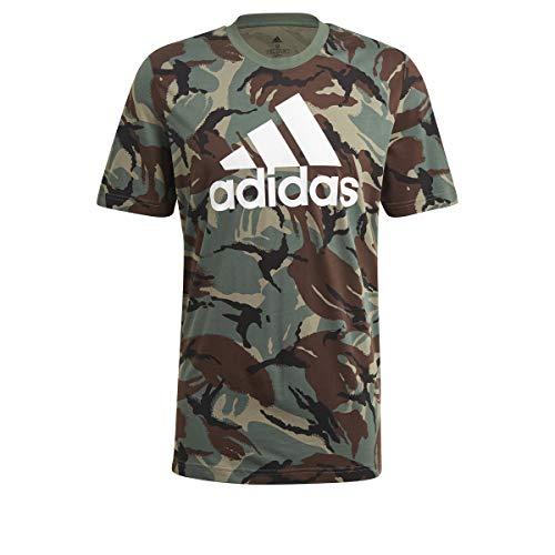 adidas Camiseta Modelo M Camo AOP T Marca