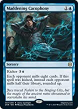 Magic: The Gathering - Maddening Cacophony - Zendikar Rising