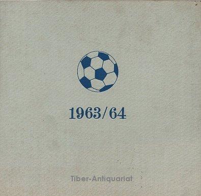 Um Tore und Punkte. 30 Spieltage Bundesliga 1963/64 in Bild, Text und Tabellen. Band 1