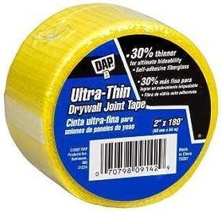 DAP Ultra-Thin Drywall Joint Tape 09142-1 Roll