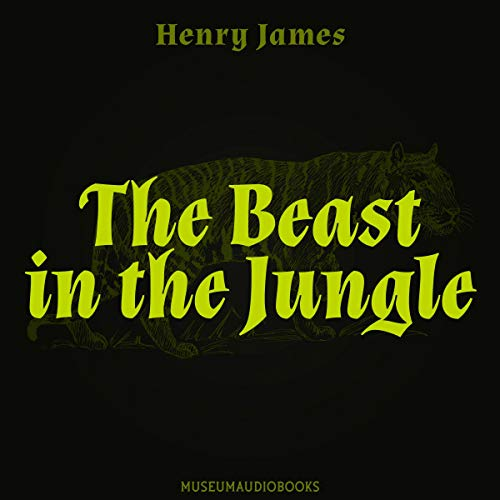 Couverture de The Beast in the Jungle