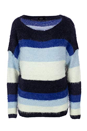 ONLY dames pullover onlGAIA L/S Stripe Pullover KNT