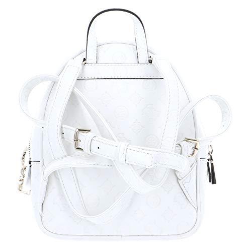 41PCCXklF3L - Guess Logo Love Bradyn Backpack Ivory