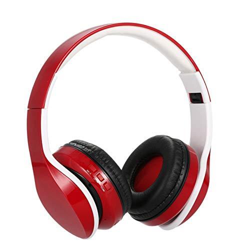 DSWF Deportes 5.0 Auriculares Bluetooth Auriculares inalámbricos Plegables Auriculares de computadora Red