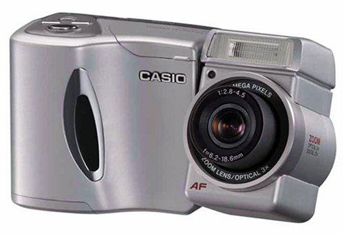 Casio QV-2300 UX Digitalkamera (2.11 Megapixel)