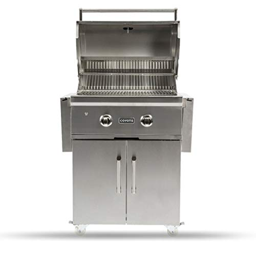 Coyote C-Series 28-in. Propane Gas Grill,...