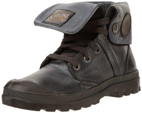 Palladium Damen Pallabrouse Baggy L2 Desert Boots, Grau (Shadow/Metal 013), 36 EU