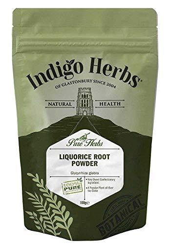 Indigo Herbs Zoethoutwortelpoeder 100g