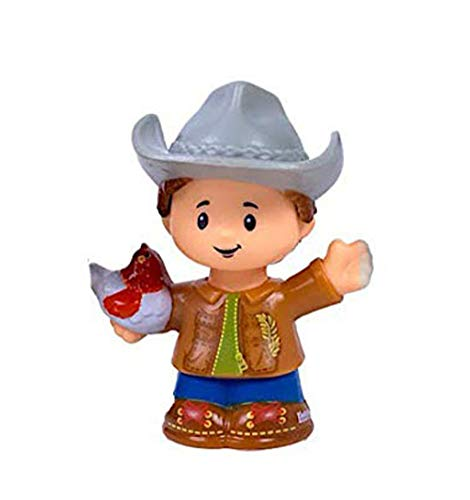 Little People Animal Friends Caring Farm DWC31 and CHJ51 - Replacement Farmer Figure