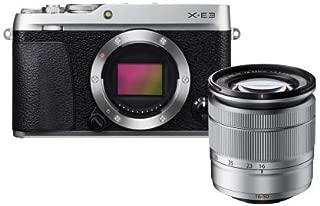 Fujifilm X-E3 Gümüş + XC16-50mm Kit