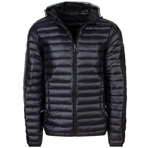 Men's Bruce Pyrenex XL Jacket Black gyY67bf