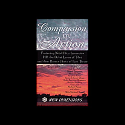 Compassion in Action audiobook cover art