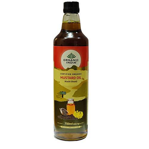Organic India Organic Mustard Oil - 750ml