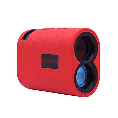 Golf Laser-Entfernungsmesser 1500M, Geschwindigkeitsmessung, Entfernungsmessung, Winkelmessung, Flaggenmodus, Nebelmodus, 6-fache optische Linse, wasserdicht, staubdicht, stoßfest (Size : 900m)