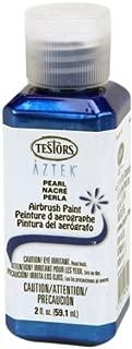 Testors Airbrush Paint, Pearl Blue