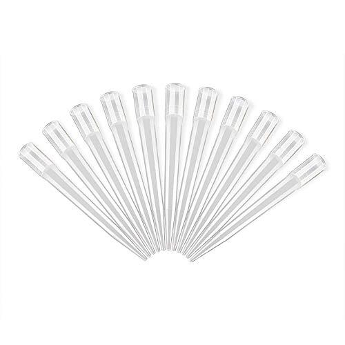 Kunststoff Einweg 10ml Volumen Pipettenspitzen, 20 Stück für FOUR E'S SCIENTIFIC 10ml Pipetten