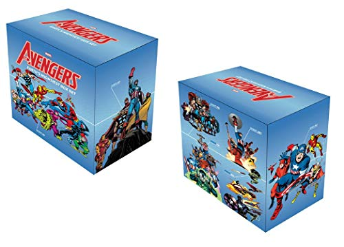 Avengers: Earth's Mightiest Box Set Slipcase (The Avengers Earth's Mightiest Heros)