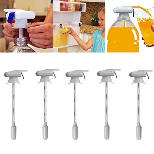 Automatic Drink Dispenser,Magic Electric Tap For Milk,Automatic Drink Dispenser Gadget,for Milk Juice Beer Beverage Bottle Magic Tap