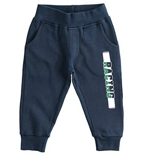 IDO 4j02300 - Pantalón deportivo infantil de sudadera ligera