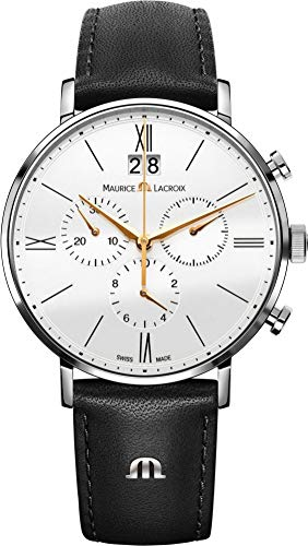 Maurice Lacroix Eliros EL1088-SS001-112-2 Herrenchronograph Großdatum