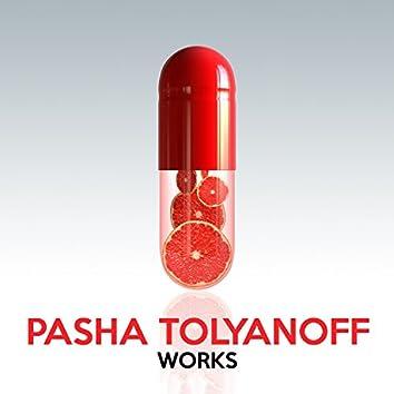 Pasha Tolyanoff Works