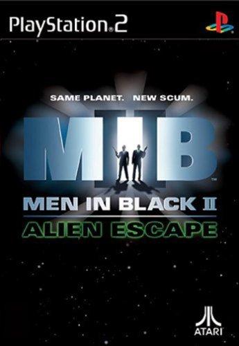 Men In Black 2: Alien Escape - - Very Good Condition
