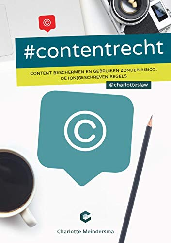 #contentrecht (Dutch Edition)