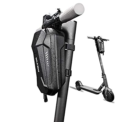 Epessa Scooter Storage Bag,Scooter Handlebar Bag,Front Hanging Bag for Xiaomi Mijia M365/M365 Pro/Segway ES1/ES2/ES3 Fit for Carrying Charger Tools Repair Tools Large Capacity EVA Material