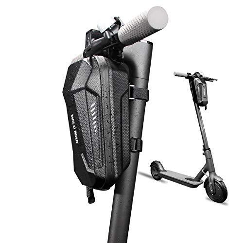 Bolsa de almacenamiento para Scooter, bolsa para manillar de Eléctrico Scooter, resistente al agua, bolsa para colgar para Mijia M365 Segway Ninebot ES ES1 / 2 / 3 / 4, ajuste para billetera cargador